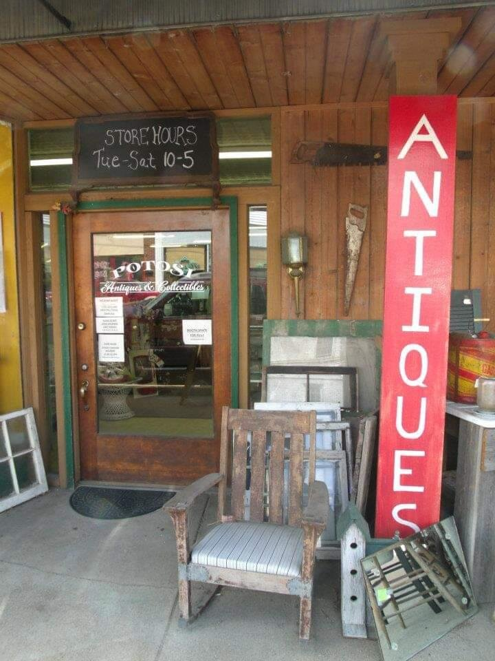 Potosi Antiques and Collectibles